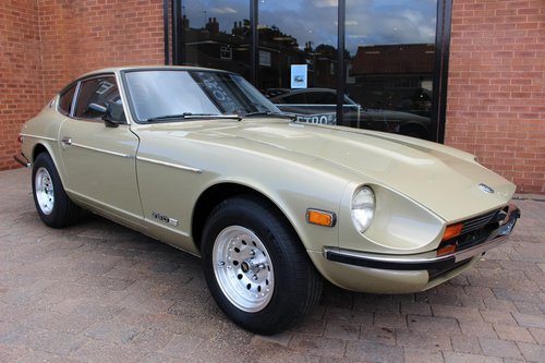 1977 Datsun 280Z 5-speed - SOLD SOLD (picture 1 of 6)