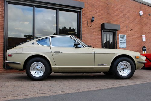 1977 Datsun 280Z 5-speed - SOLD SOLD (picture 3 of 6)