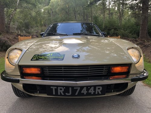 1977 Datsun 280Z 5-speed - SOLD SOLD (picture 2 of 6)