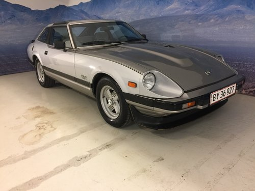 1983 Datsun 280 ZX 2.8 Targa SOLD (picture 1 of 6)