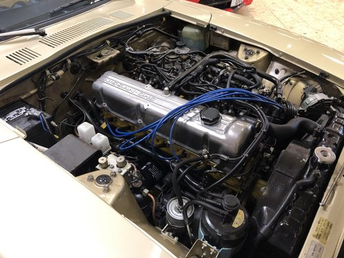 1977 Datsun 280Z 5-speed - SOLD SOLD (picture 6 of 6)