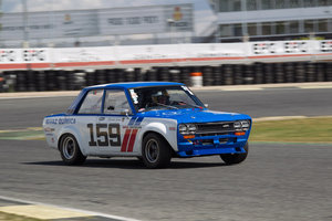 1970 Datsun 1600 SSS P510 2-door - Gr.2 FIA-HTP For Sale