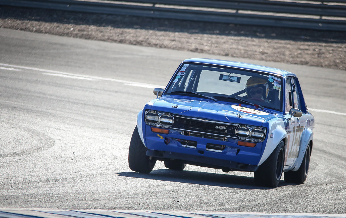 1970 Datsun 1600 SSS P510 2-door - Gr.2 FIA-HTP For Sale (picture 3 of 6)