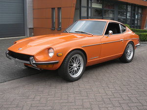 Datsun 240Z with 341 HP V8