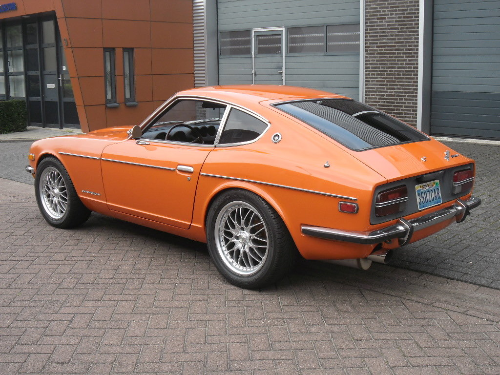 1971 Datsun 240Z with 341 HP V8 For Sale (picture 2 of 6)