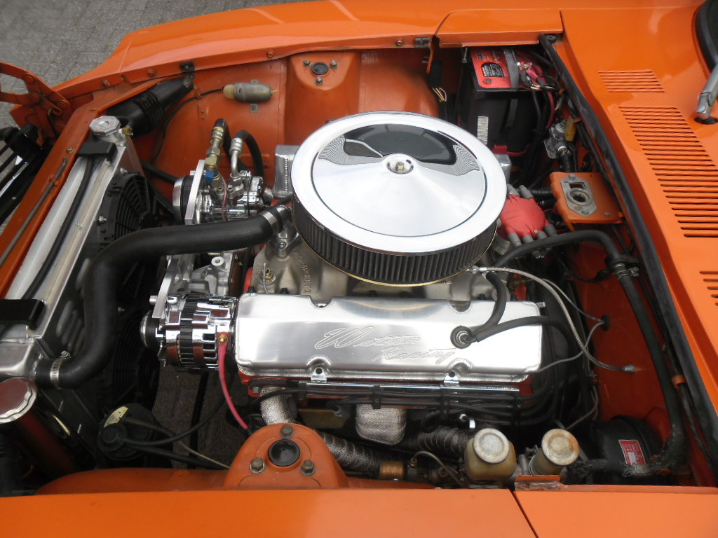 1971 Datsun 240Z with 341 HP V8 For Sale (picture 4 of 6)