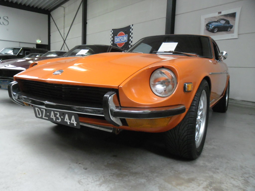 1971 Datsun 240Z with 341 HP V8 For Sale (picture 6 of 6)