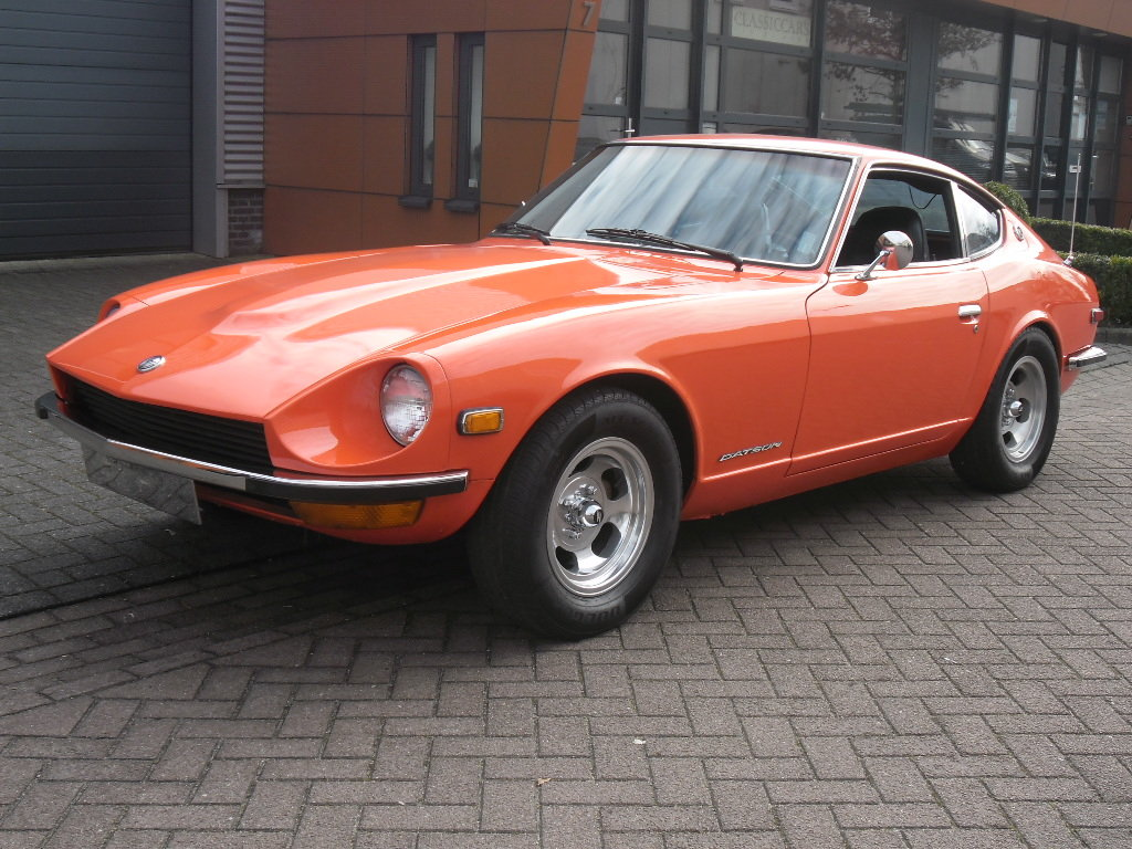 1972 Datsun 240Z automatic For Sale (picture 1 of 6)