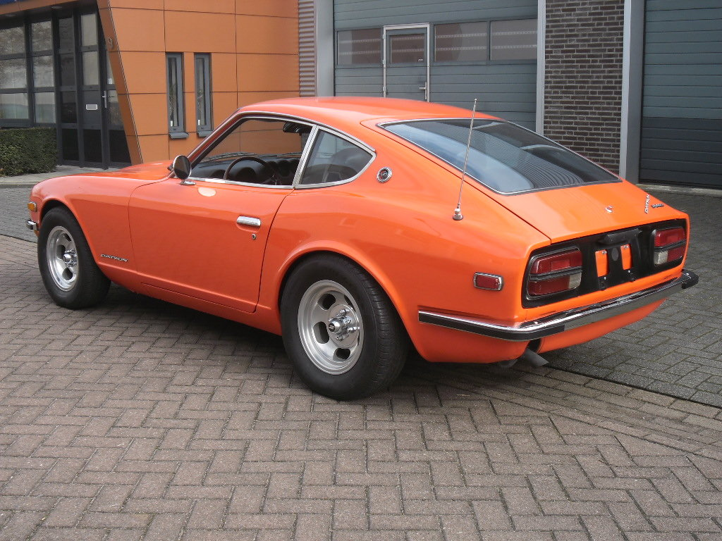 1972 Datsun 240Z automatic For Sale (picture 2 of 6)