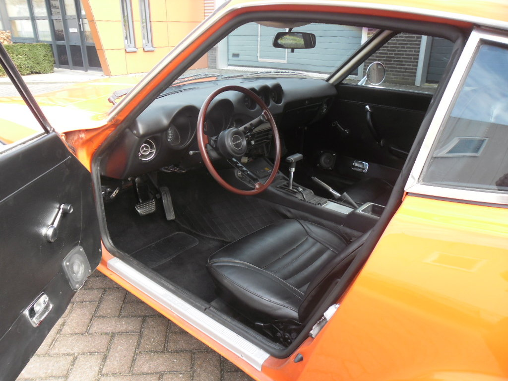 1972 Datsun 240Z automatic For Sale (picture 3 of 6)