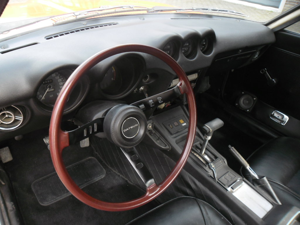 1972 Datsun 240Z automatic For Sale (picture 4 of 6)