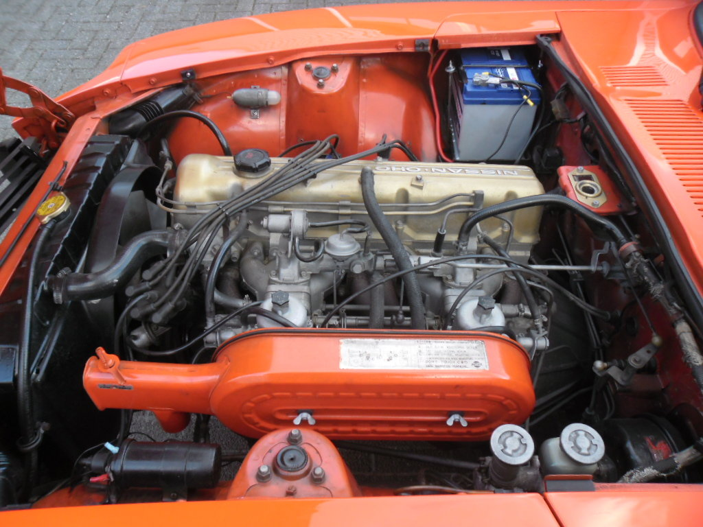 1972 Datsun 240Z automatic For Sale (picture 6 of 6)