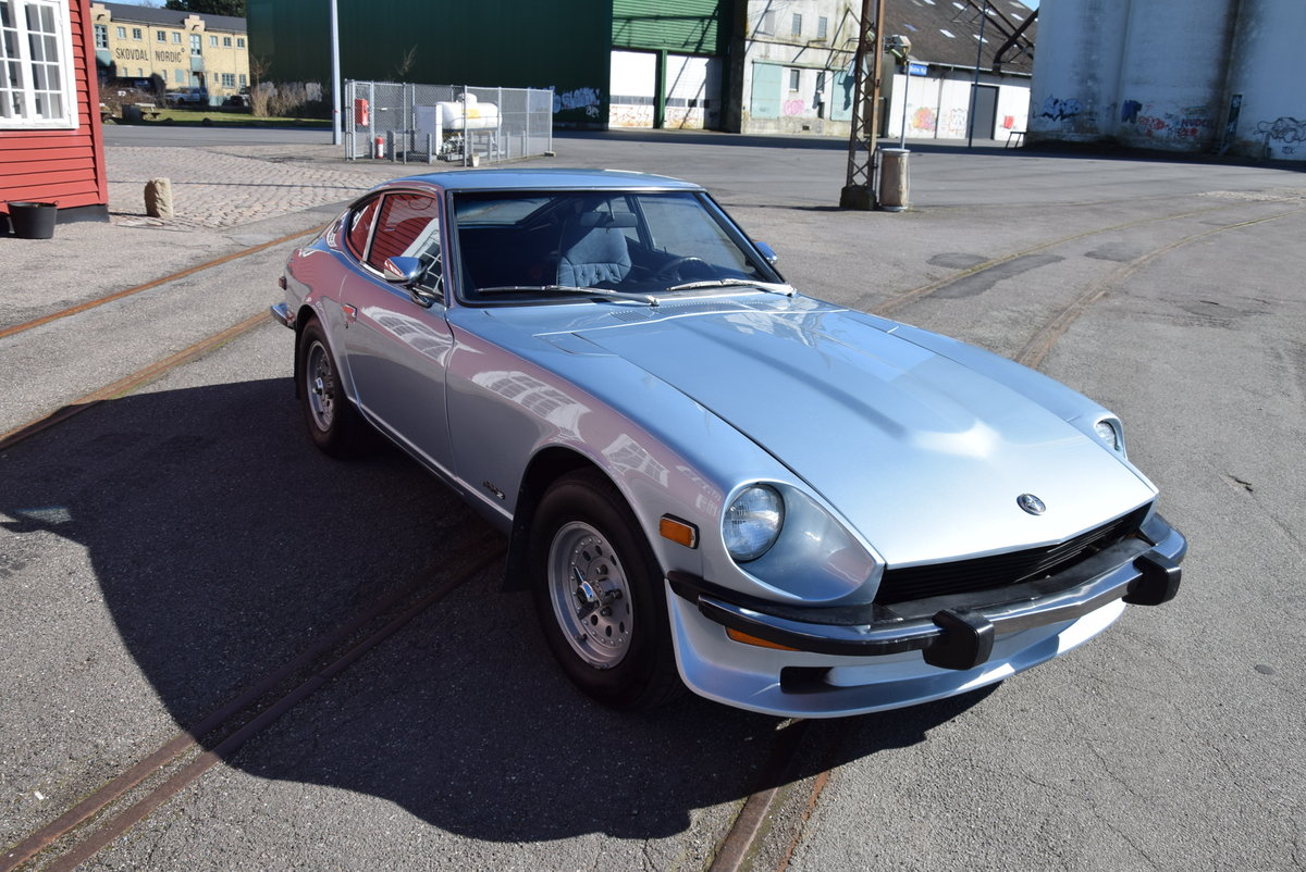 1974 Datsun 260Z LHD For Sale (picture 2 of 6)