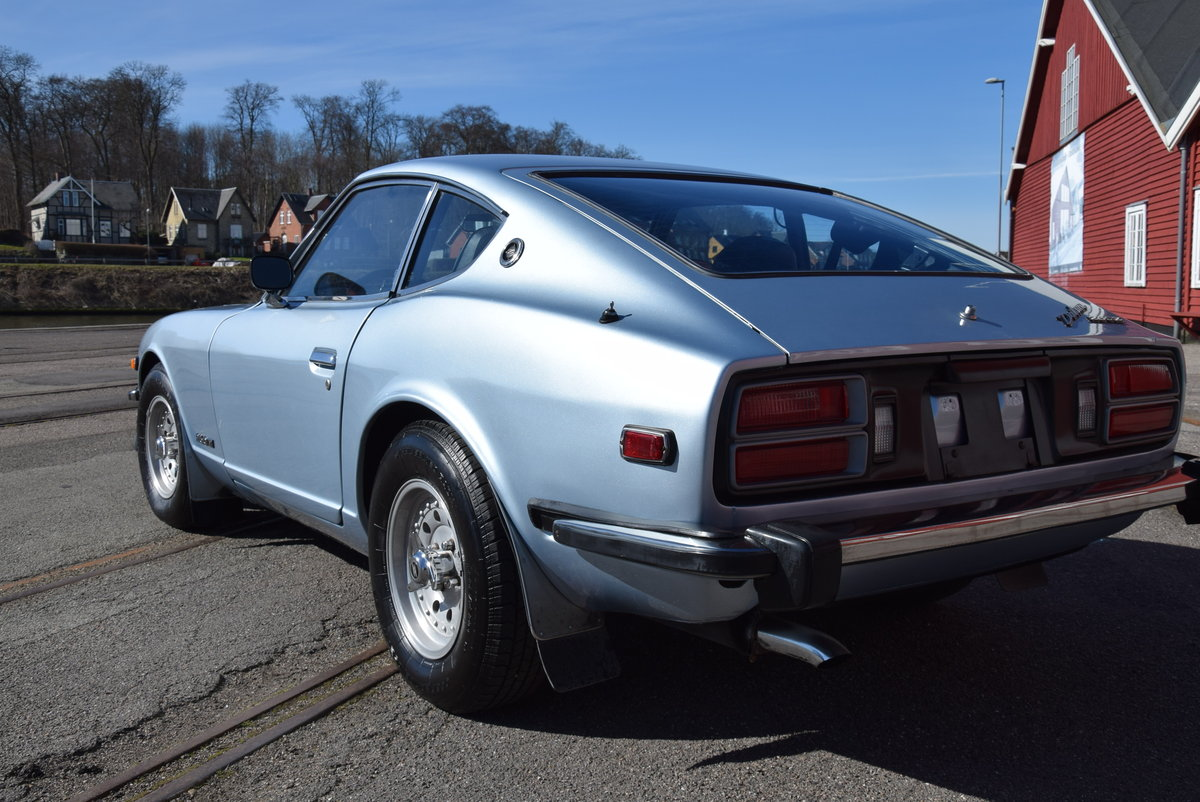 1974 Datsun 260Z LHD For Sale (picture 3 of 6)
