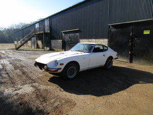 Datsun 240z 1973 LHD Restoration Project For Sale