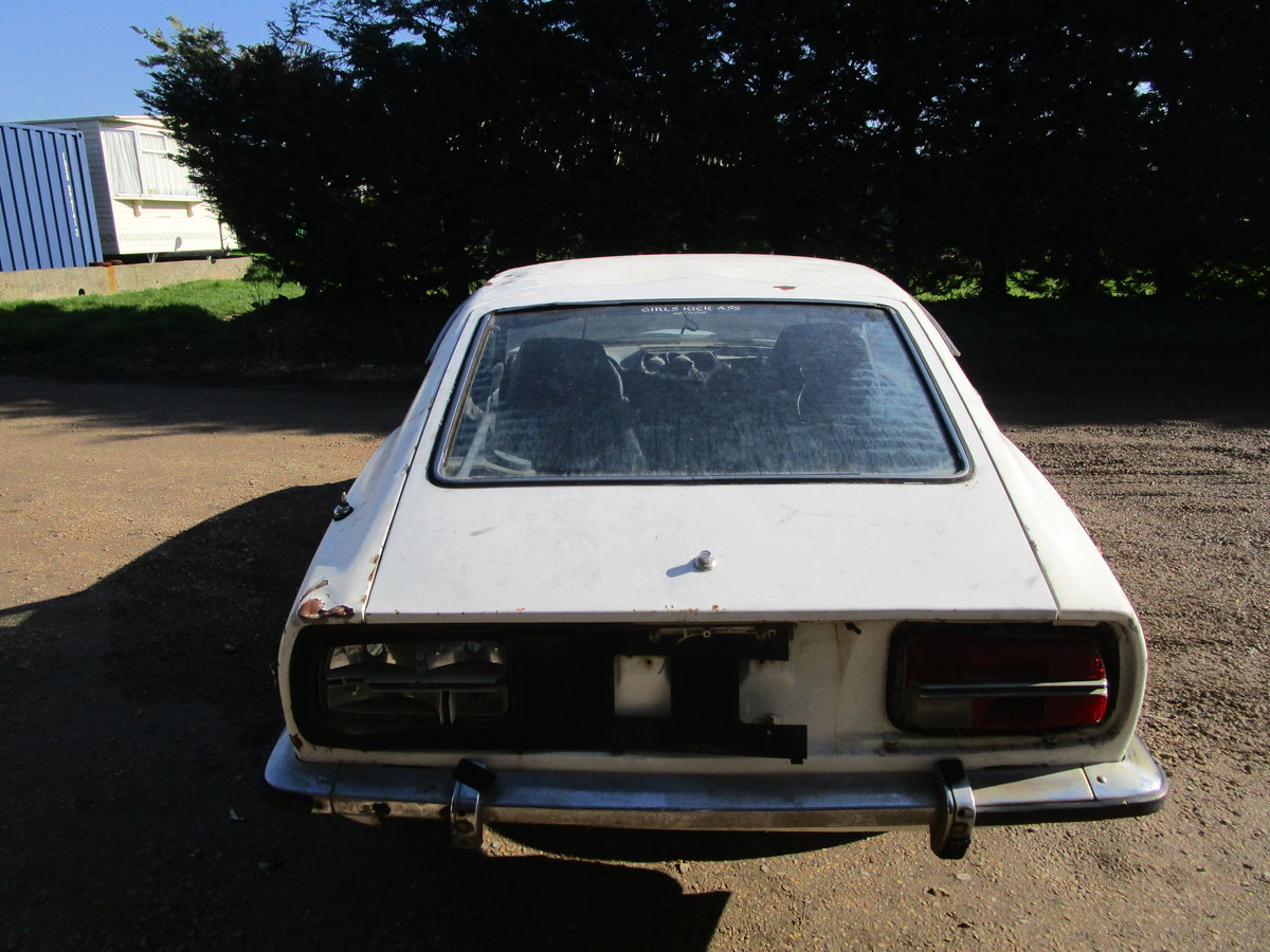 Datsun 240z 1973 LHD Restoration Project For Sale (picture 4 of 6)