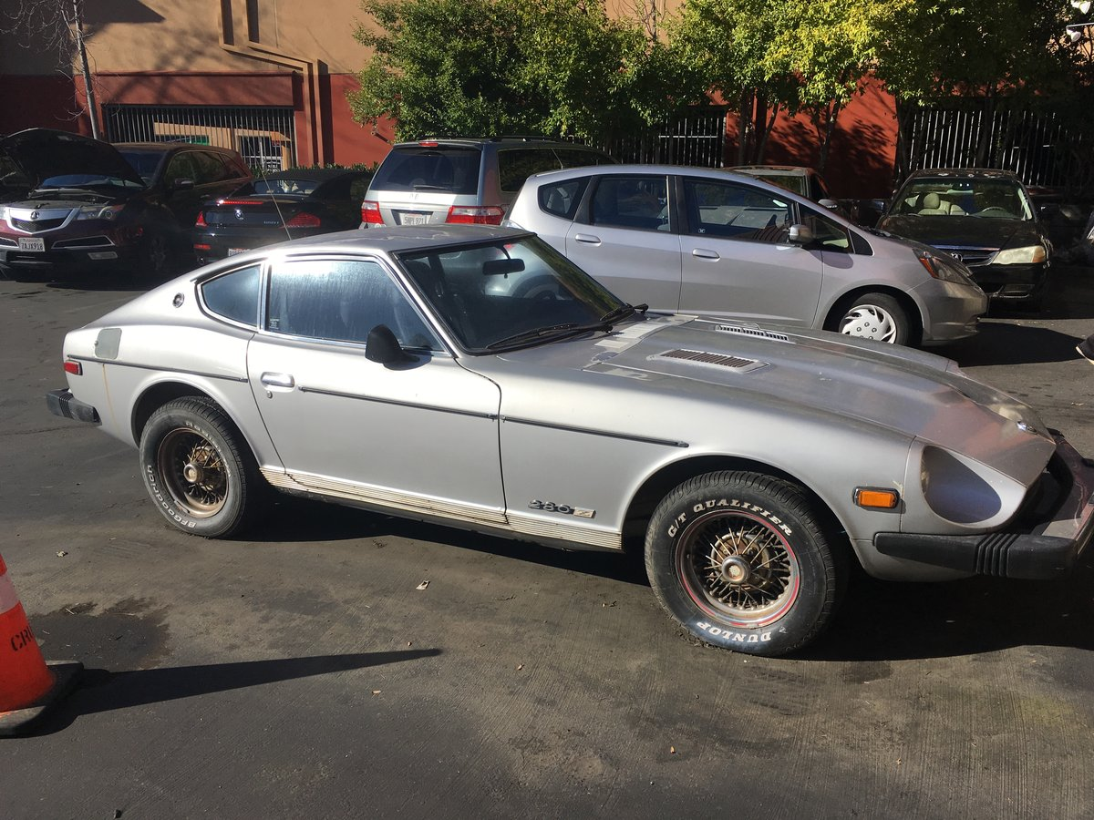 1978 Datsun 280Z 5-Speed #22813 For Sale (picture 1 of 6)