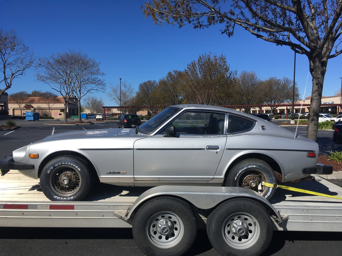 1978 Datsun 280Z 5-Speed #22813 For Sale (picture 3 of 6)