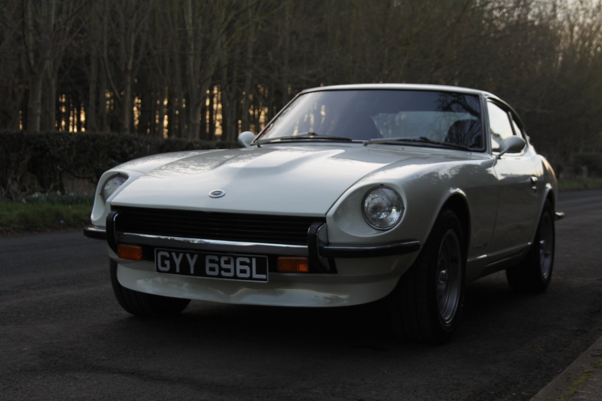 1972 Datsun 240Z, Original RHD, Manual SOLD (picture 3 of 12)