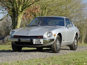1974 Datsun 260Z For Sale by Auction