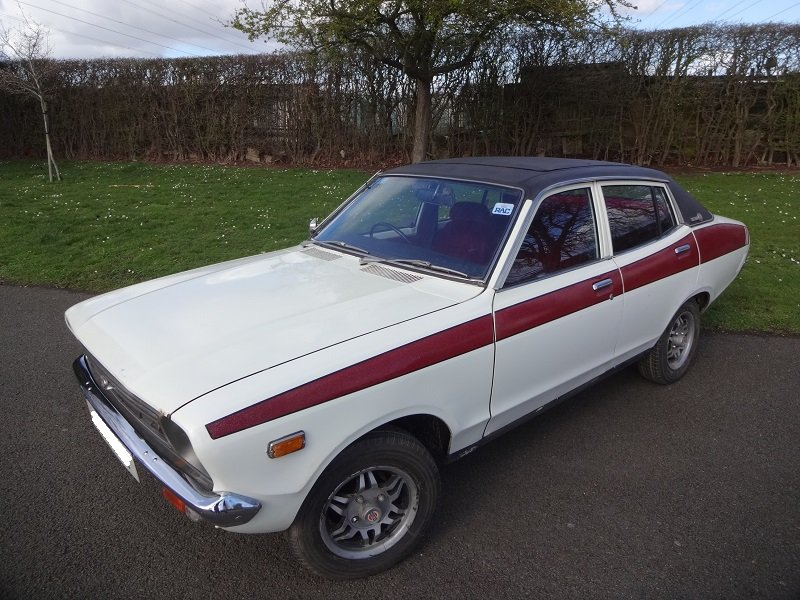 1978 Datsun 120y SOLD (picture 1 of 6)