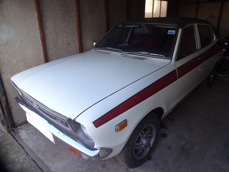1978 Datsun 120y SOLD (picture 2 of 6)