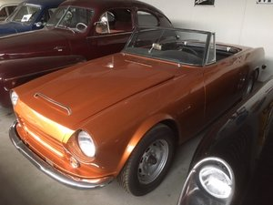 1966 Datsun Fairlady 1600 '66 (restored!)