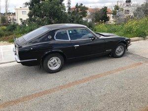 Datsun 260Z 1975, in a very original condition. For Sale