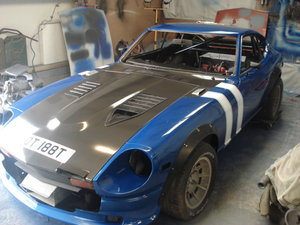 1976 datsun 260z race car or rally RHD For Sale