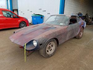 1971 Datsun 240Z - Needs restored For Sale