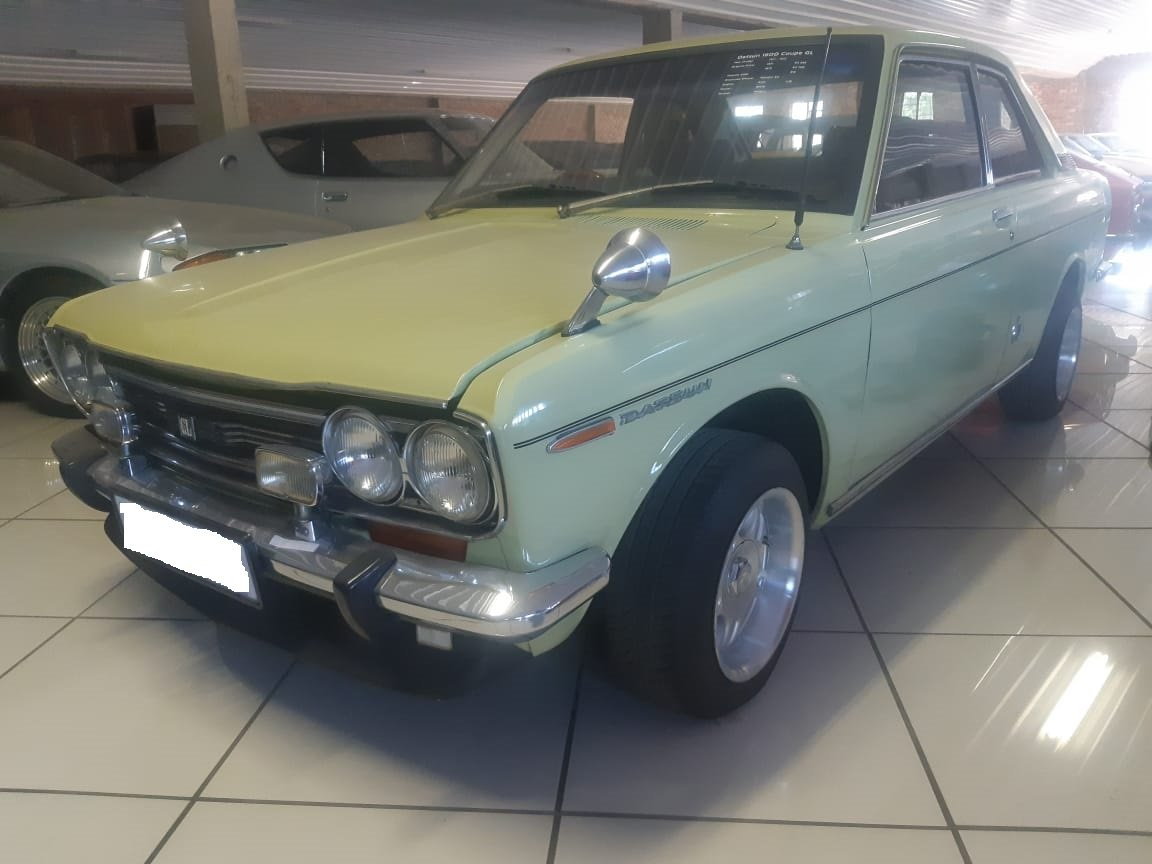 Datsun SSS 1600 Coupe  For Sale (picture 1 of 6)