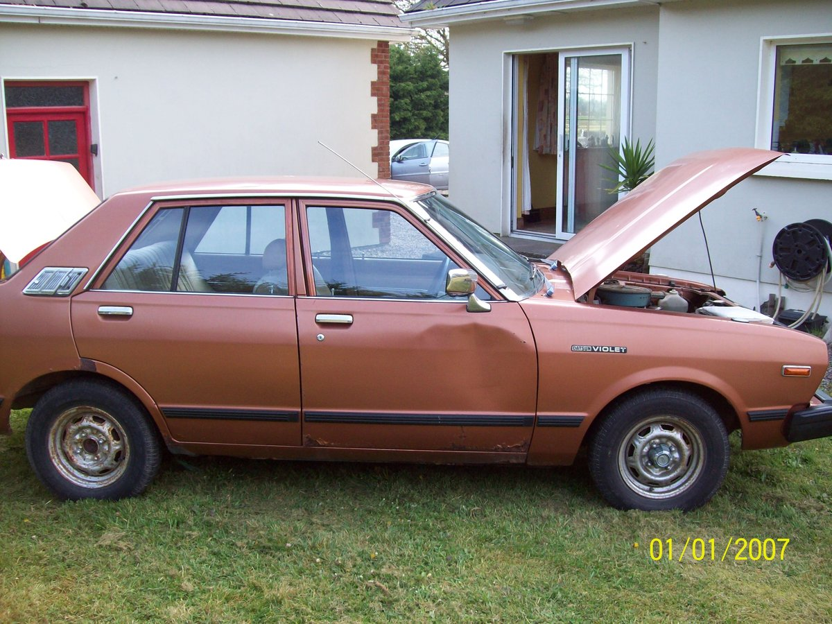 1981 DATSUN VIOLET For Sale (picture 4 of 6)