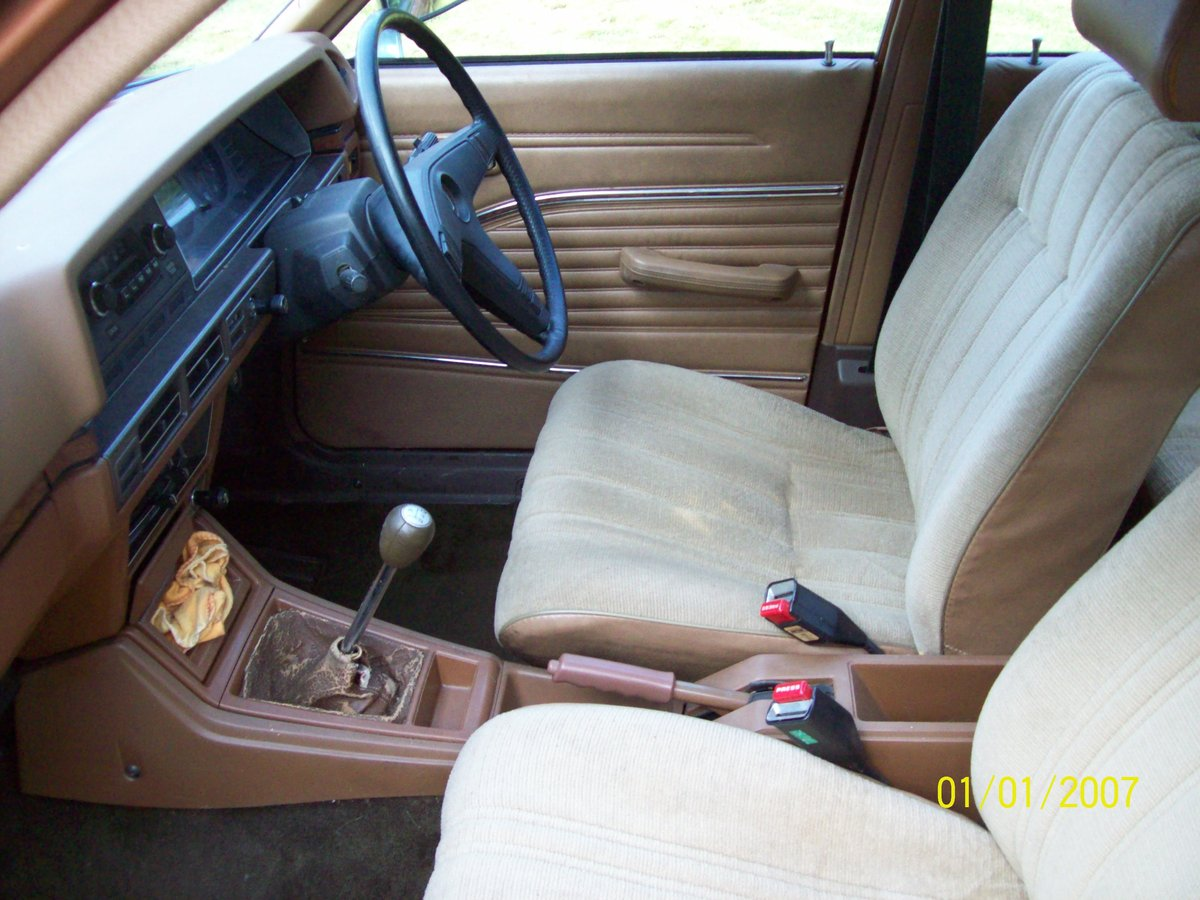 1981 DATSUN VIOLET For Sale (picture 5 of 6)