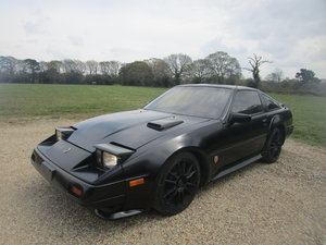 DATSUN NISSAN 300ZX Z31 TURBO COUPE ANNIVERSARY PROJECT