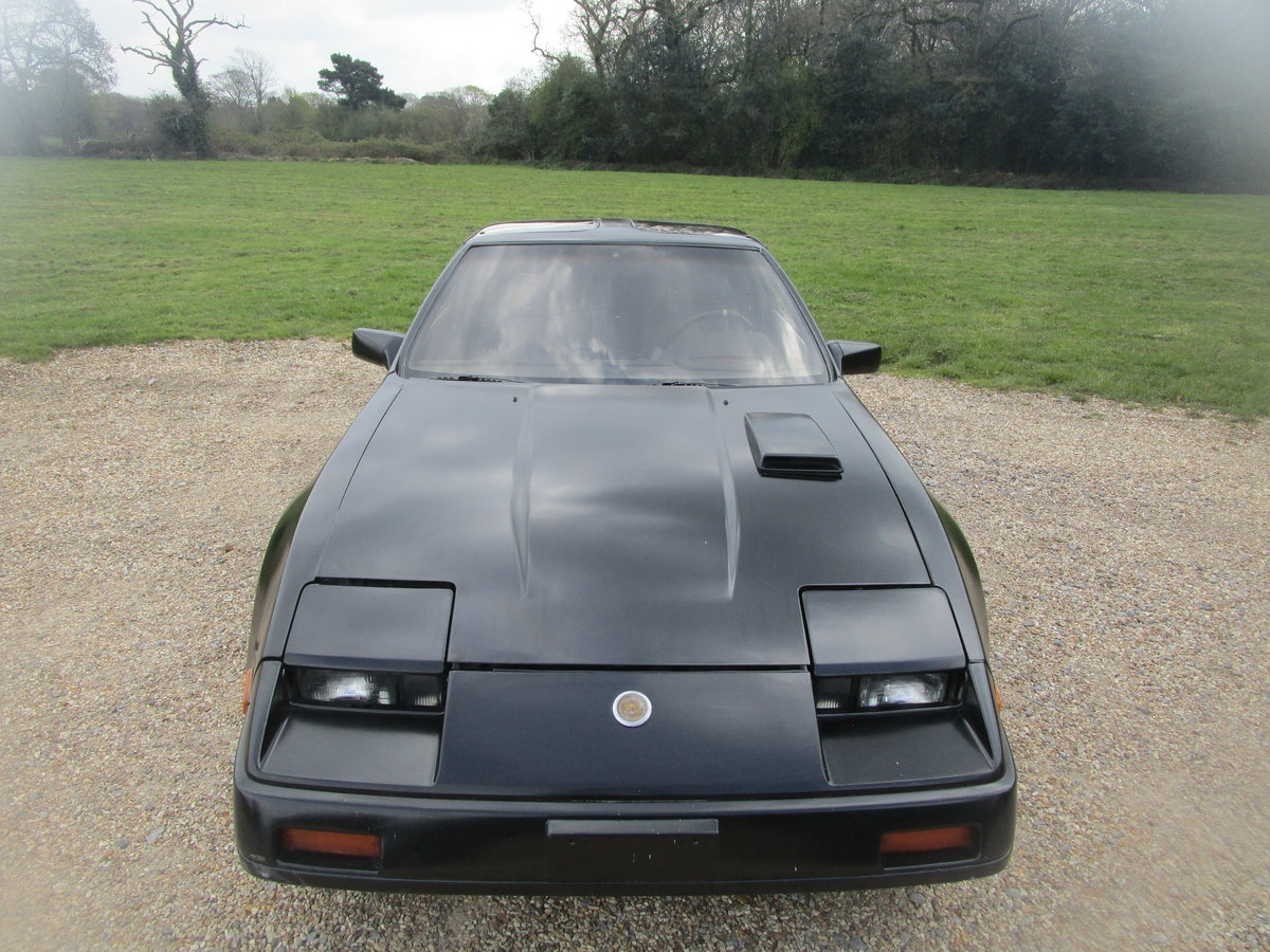 1984 DATSUN NISSAN 300ZX Z31 TURBO COUPE ANNIVERSARY PROJECT For Sale (picture 3 of 6)