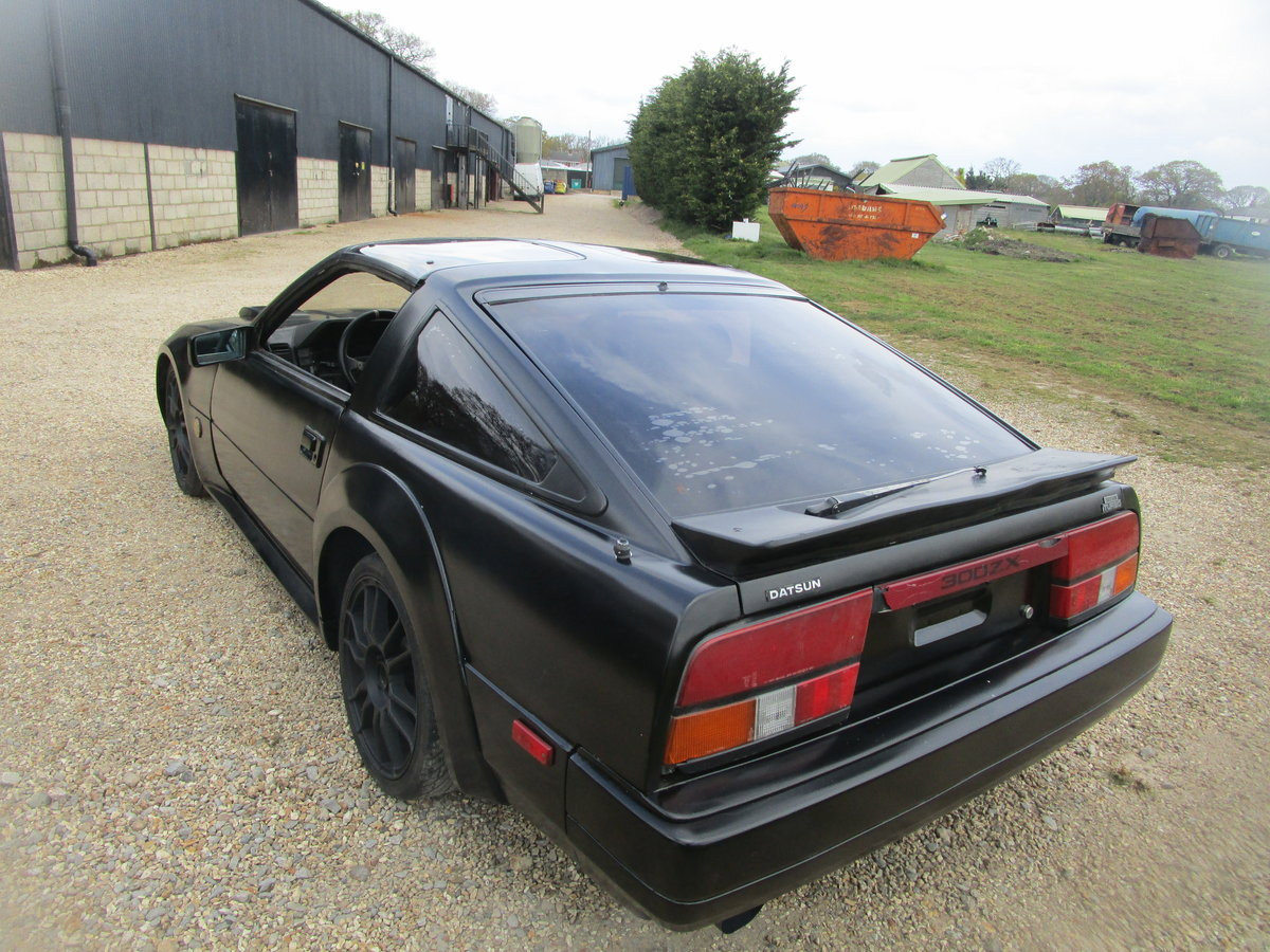 1984 DATSUN NISSAN 300ZX Z31 TURBO COUPE ANNIVERSARY PROJECT For Sale (picture 5 of 6)