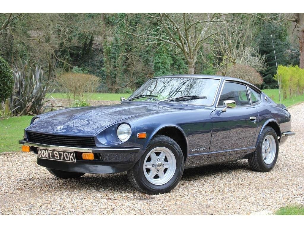 1972 Datsun 240Z THE BEST 240Z IN THE UK! For Sale (picture 1 of 1)