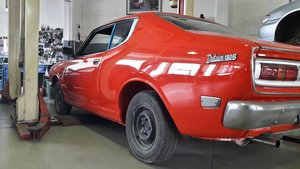 1974 Very rare Japanese sports coupé For Sale