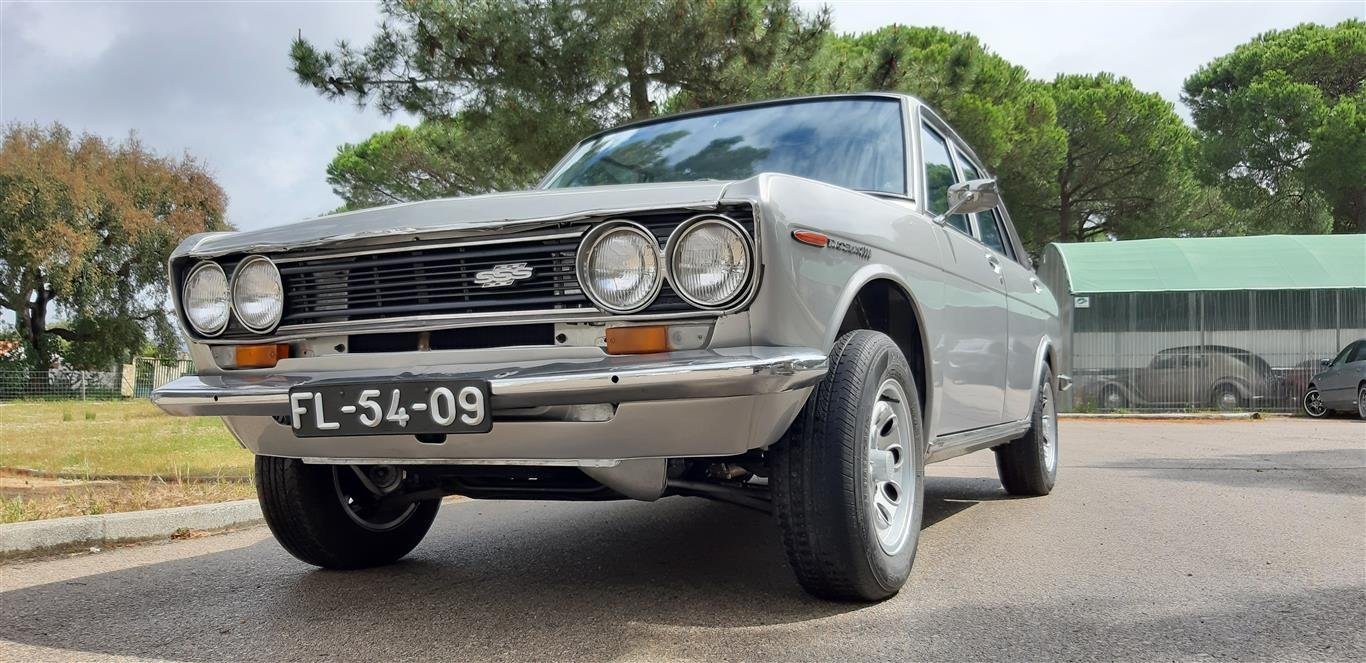 1969 Datsun SSS very good condition For Sale (picture 1 of 6)