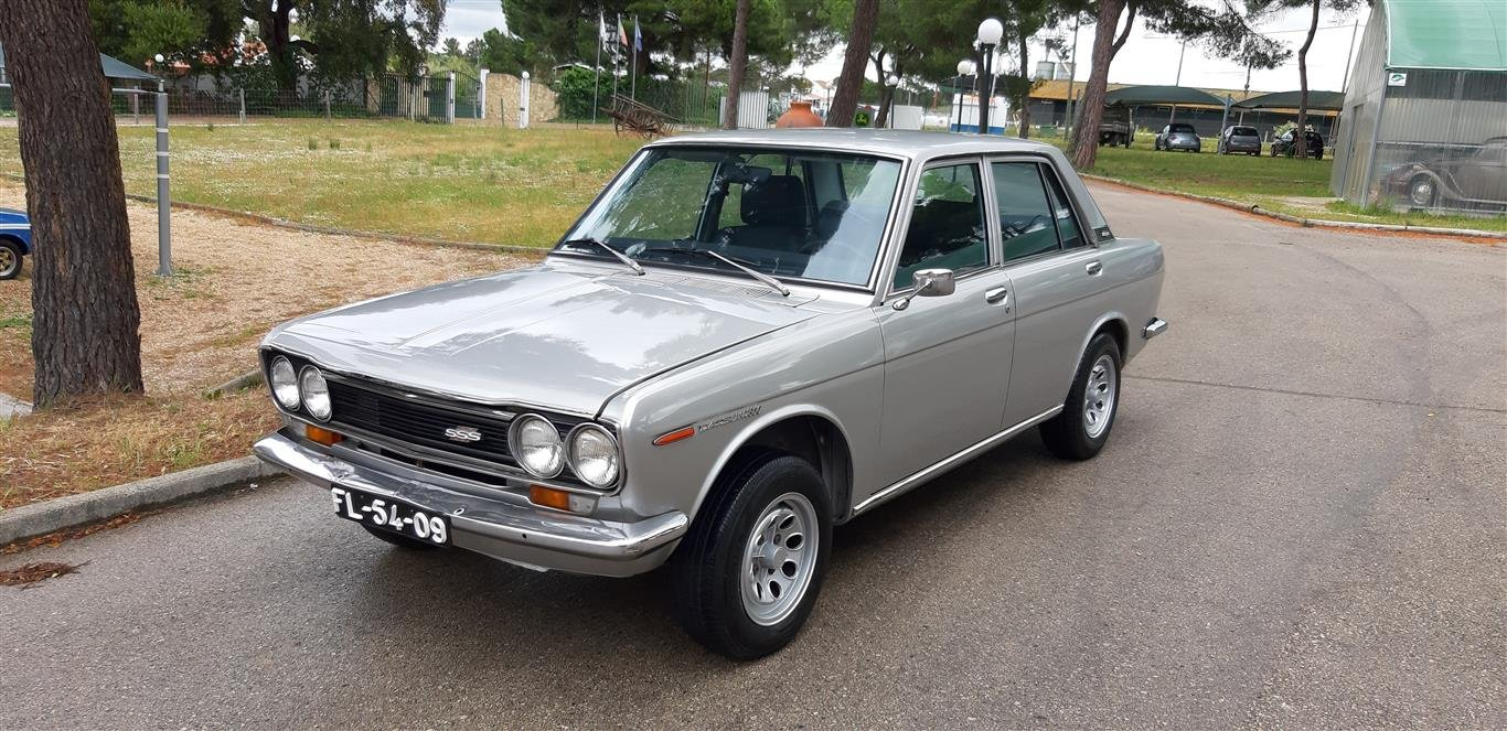 1969 Datsun SSS very good condition For Sale (picture 2 of 6)
