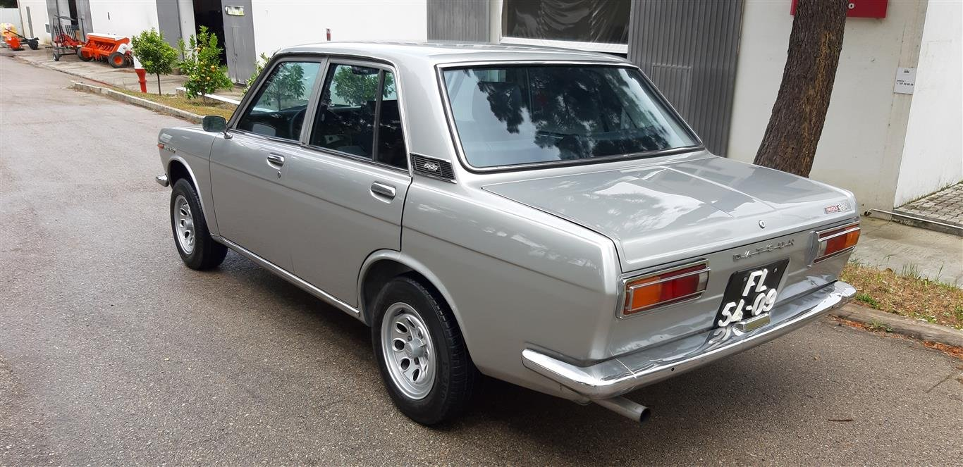 1969 Datsun SSS very good condition For Sale (picture 4 of 6)