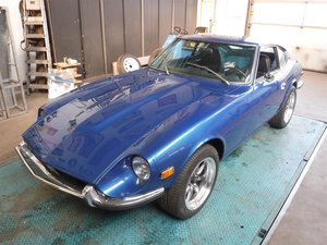 1971 Datsun 240Z blue '71 For Sale