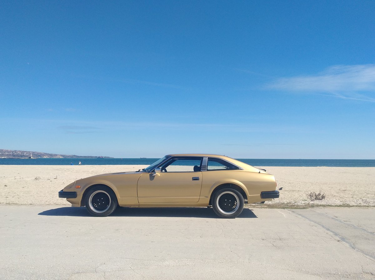 1980 Datsun 280zx 2 2 Auto For Sale Car And Classic