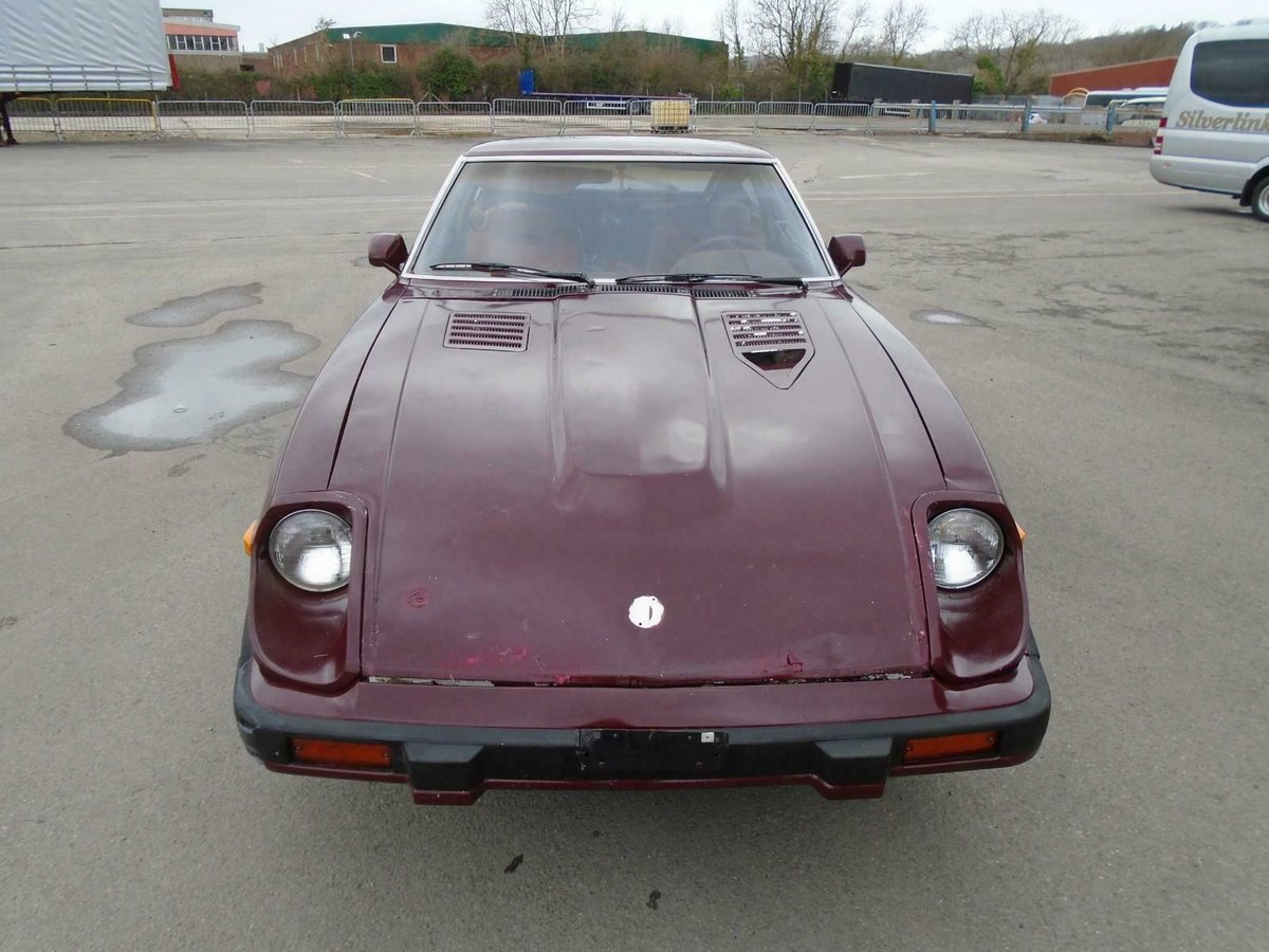 DATSUN 280ZX SWB 5 SPEED LHD(1982)MET RED 99% RUSTFREE For Sale (picture 4 of 6)