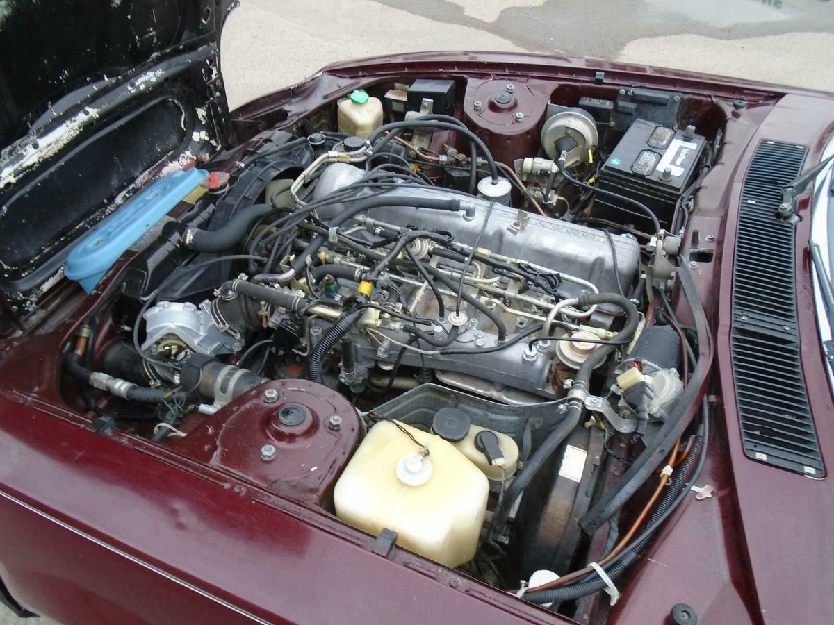 DATSUN 280ZX SWB 5 SPEED LHD(1982)MET RED 99% RUSTFREE For Sale (picture 5 of 6)