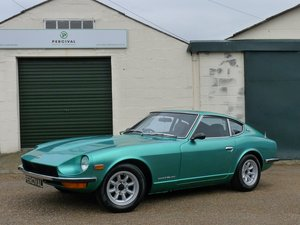 1971 Datsun 240Z, 2.8 litre, built by Fourways Engineering For Sale