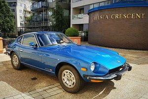 1974 Datsun 260Z 2 seater LHD Arizona car.UKspec with For Sale