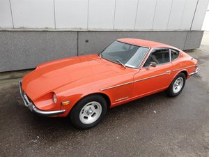 1971 Datsun 240Z orange '71 For Sale
