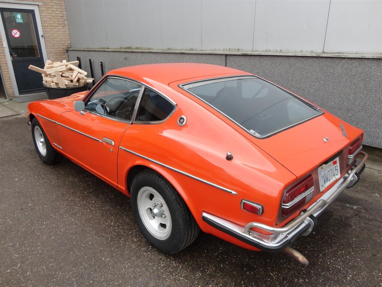 1971 Datsun 240Z orange '71 For Sale (picture 2 of 6)