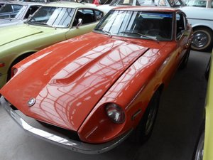 1973 Datsun 240Z orange '73 For Sale